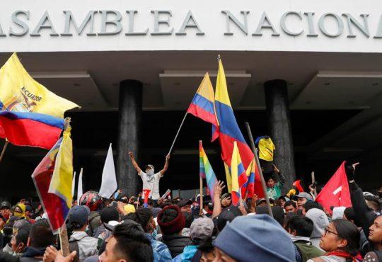 América Latina: entre la crisis y la vacancia política