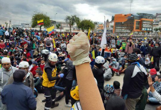 """Ecuador: """"El gobierno nacional no ha tenido la capacidad de responder"""""""