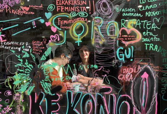 Ante las amenazas fascistas, ¡periodismo feminista!