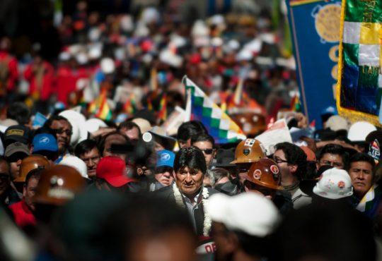 Bolivia, la revolución que no fue