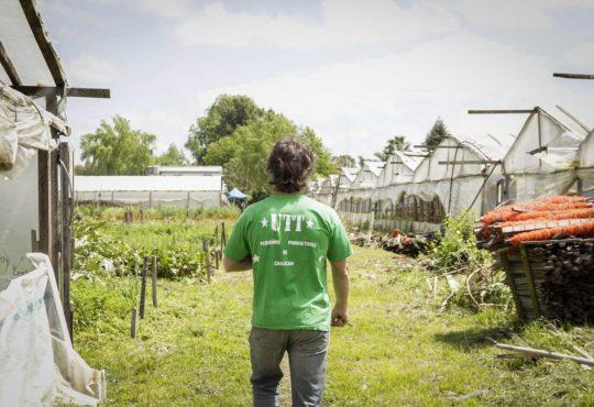 La agroecología te abraza, no te desplaza