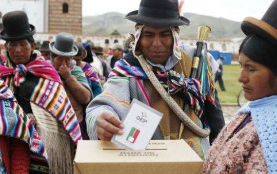 Bolivia: nuevas elecciones en una nueva época