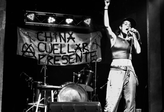 #NiUnaMenos en las cárceles. Se realizó el Primer Festival en solidaridad con las presas
