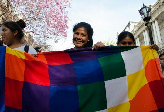 El Encuentro Plurinacional y de las disidencias: el feminismo desencubriendo el Abya Yala.