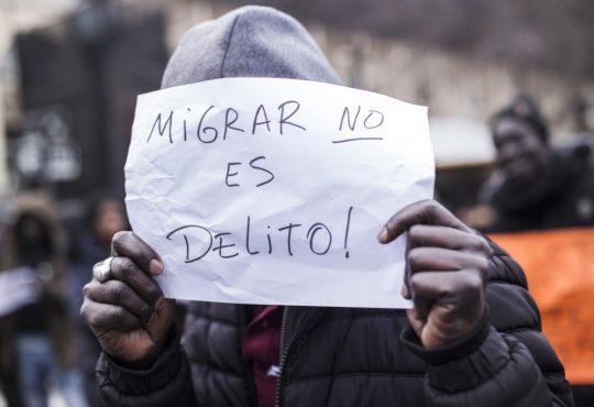 Se admitió el recurso de amparo de la comunidad senegalesa de La Plata