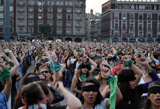 México: señalar al violador en tu camino