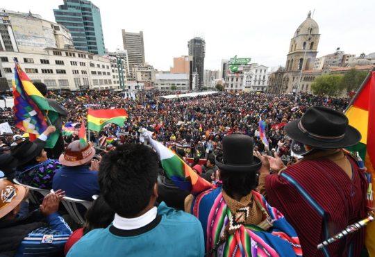 Intento de Golpe de Estado en Bolivia: ¿Camacho el nuevo Guaidó?