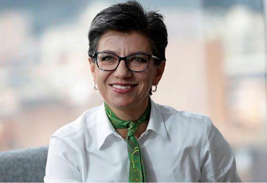 Claudia López: ser mujer, lesbiana y alcaldesa de Bogotá