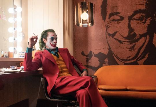 Joker: ¿Qué es lo gracioso acá?