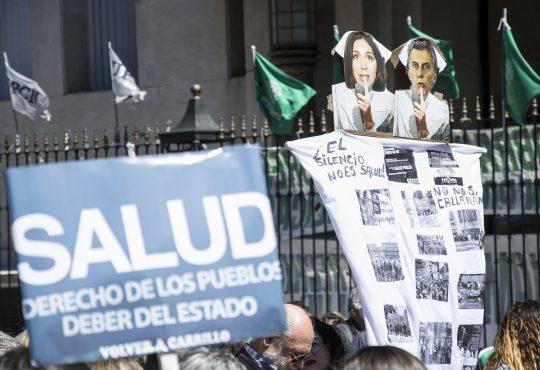 #MacriChau: La salud pública como un negocio