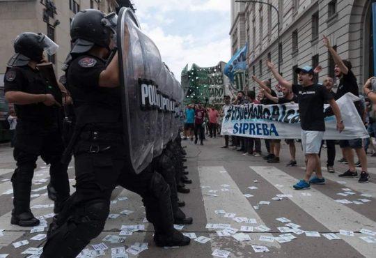 #MacriChau: La pesada herencia en los medios de Comunicación