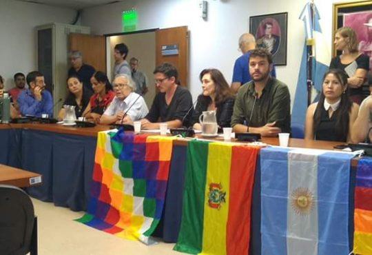 """Delegación Argentina: """"En Bolivia hay un golpe de estado"""""""