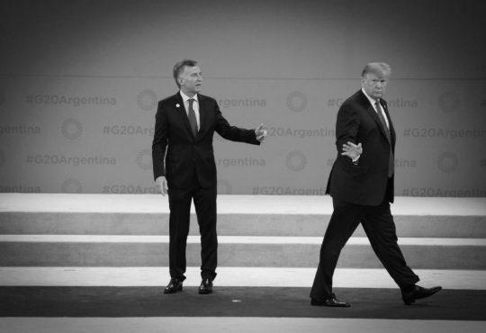"""#MacriChau: """"La vuelta al mundo"""" en 4 años"""