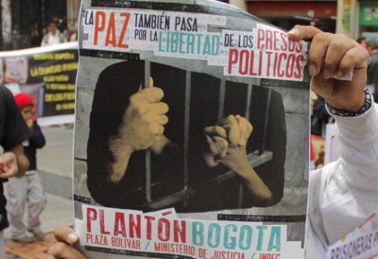 Colombia: Más de 600 personas de FARC siguen privadas de su libertad