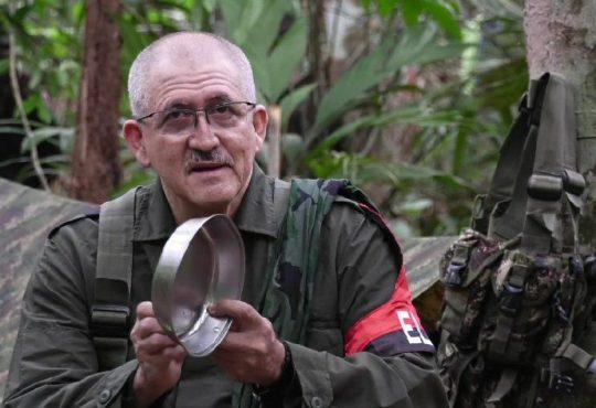 Colombia profunda: El ELN también hace sonar la cacerola