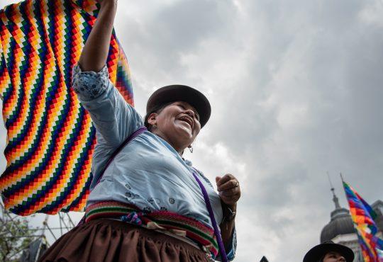Delegación Argentina en Solidaridad con Bolivia: EE.UU y la OEA en la cocina del golpe de estado