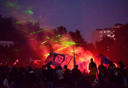 Chile: tres meses despierto y contando…