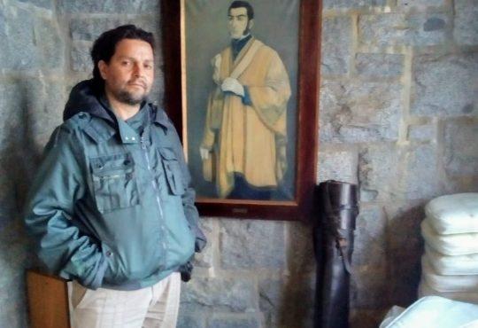 ¡No se olviden de Facundo! Facundo Molares, foto-reportero argentino, preso de la dictadura boliviana