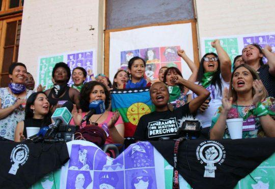 Chile: ¡Hacia una Constituyente feminista!