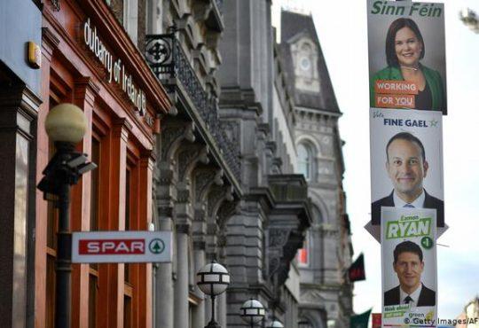 Elecciones en Irlanda: un giro a la izquierda