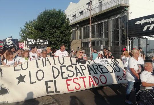 """11 años sin Luciano Arruga: """"Queremos condenar a los responsables materiales, políticos y judiciales"""""""