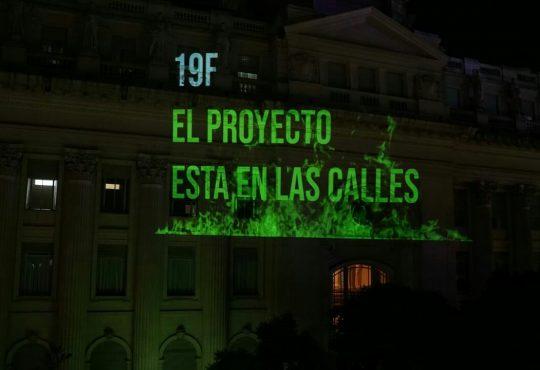 #19F: El proyecto está en las calles y el aborto será ley