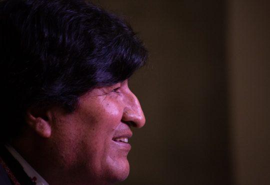 """Evo Morales: """"Este es un segundo golpe en Bolivia"""""""