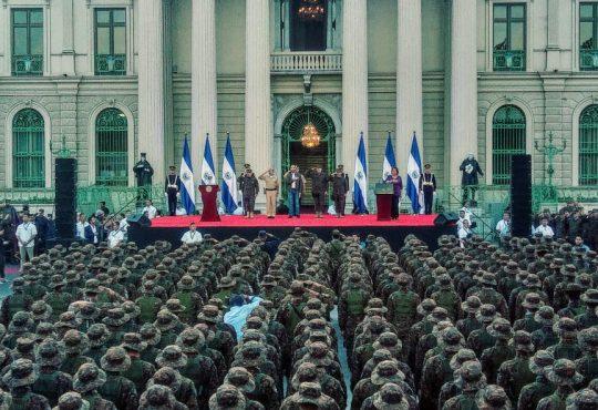 El Salvador: Ecos de una aventura militarista