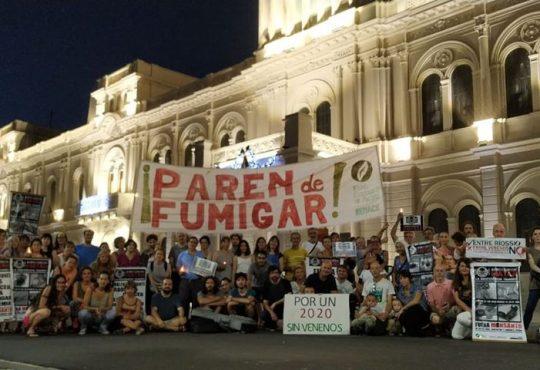 Entre Ríos, una provincia liberada para envenenar