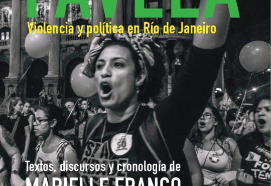 Adelanto de libro: Textos, discursos y cronología de Marielle Franco