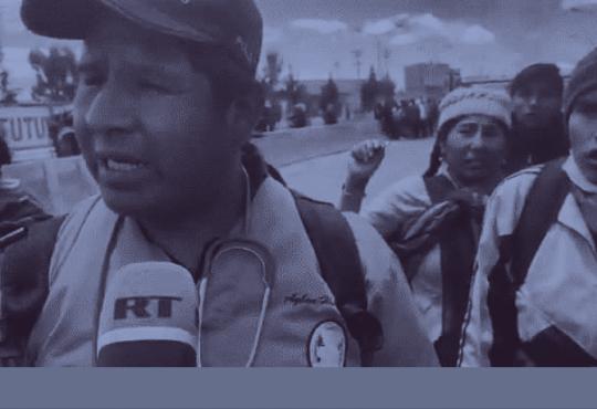 """Ayven Huaranca Murillo: """"Me han visto como el peor delincuente por salvar vidas"""""""