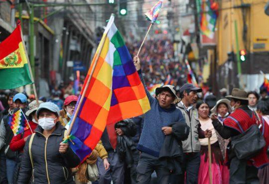 Entrevista a José Aramayo: la historia que anticipó el Golpe en Bolivia