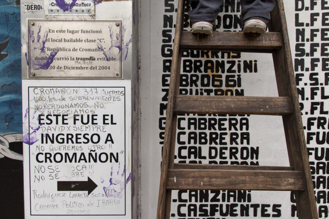 Cromañon Camila Fabbri