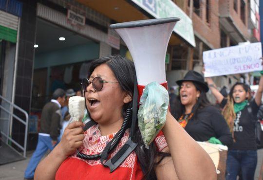 Bolivia: violencia contra las mujeres, pandemia e impunidad