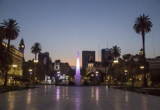 Crónica desde una Plaza vacía: la nostalgia de la ausencia