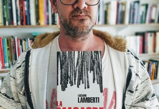 'La Masacre de Kruguer'. Novela de Luciano Lamberti