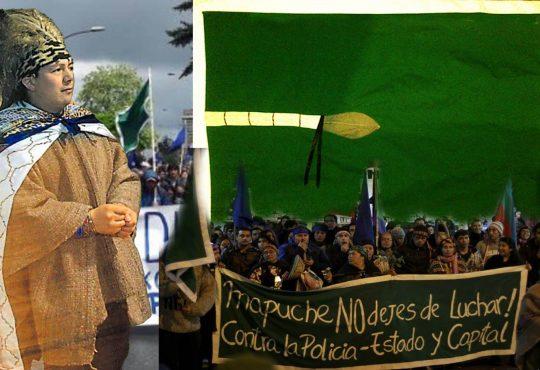 Huelga de hambre de los presos mapuche en Temuco, una larga historia