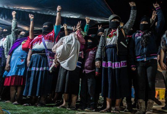 'Compañeras'. Historias de mujeres zapatistas