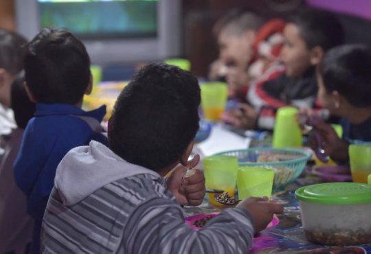 El ajuste de Larreta en la alimentación de la niñez