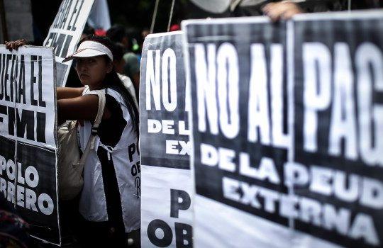 Complejidad en el debate sobre la Deuda Pública argentina