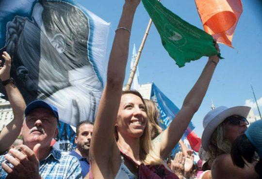 Alberto Fernández abrió las sesiones del Congreso: el aborto será ley