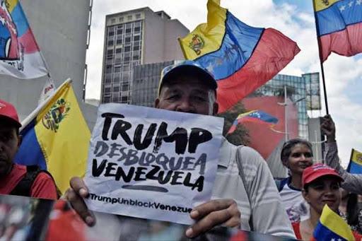 Trump insiste en atrincherar a Venezuela en plena Crisis Mundial