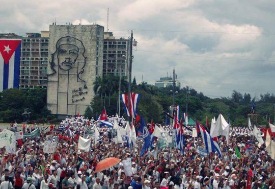 Un primero de mayo en Cuba: el sueño familiar de ver a Fidel y celebrar la Revolución