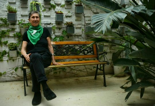 "Silvia Federici: ""Están intentando aislarnos en el nombre de esta epidemia"""