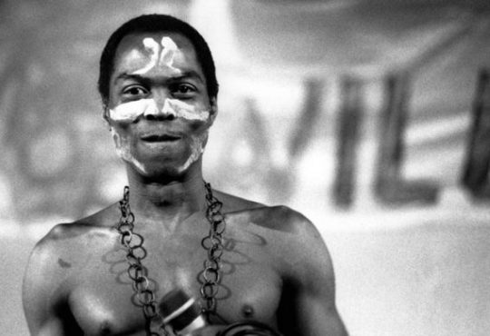 Son(g)s of Fela