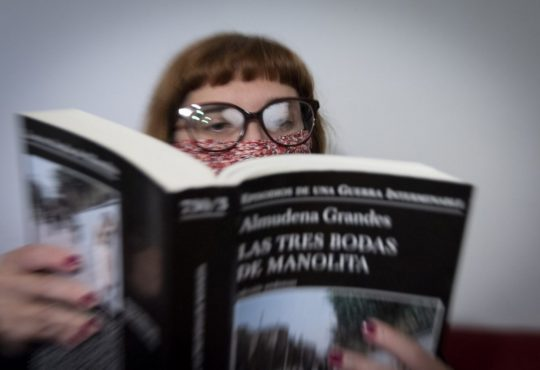 Sálvese quien lea: Resistir con el libro