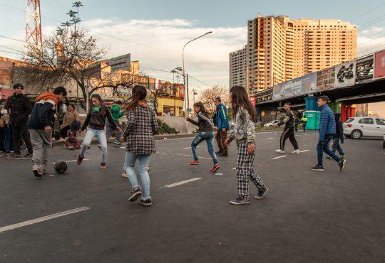Avellaneda: Maradona, Darío y Maxi, y el primer campeonato de mi hija