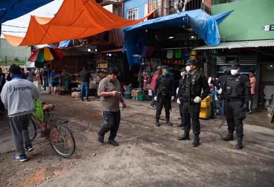 Ser migrante durante la pandemia