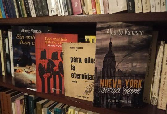 Para Alberto Vanasco, la eternidad