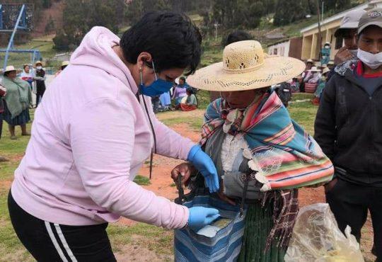 Exigen la libertad de Patricia Arce, dos veces violentada por el golpismo en Bolivia